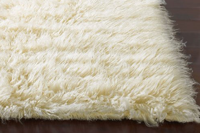 Woollen carpets could help cut air pollution in homes